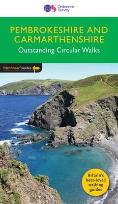 Pembrokeshire & Carmarthenshire 2017 - Pathfinder Guides PF34 (Paperback)