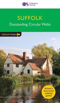 Suffolk 2017 - Pathfinder Guides PF48 (Paperback)