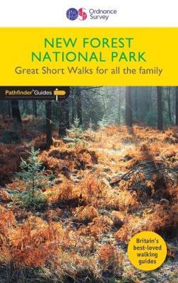 New Forest National Park 2017 - Short Walk Guide SW23 (Paperback)