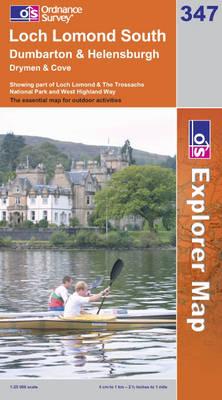 Loch Lomond South - Explorer S. Sheet 347 (Sheet map, folded)