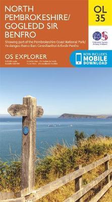 North Pembrokeshire - OS Explorer Map OL 35 (Sheet map, folded)