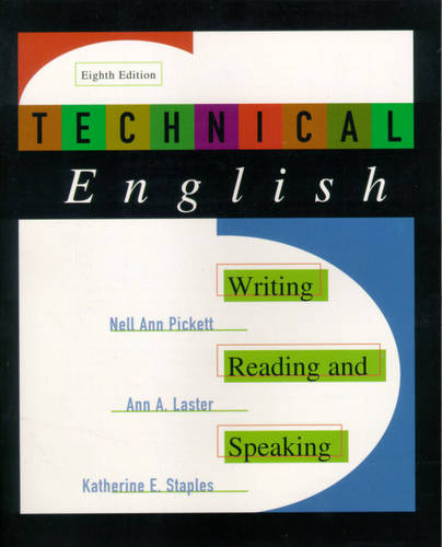 Technical English: Writing, Reading, and Speaking (Paperback)