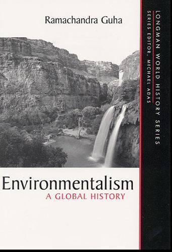 Environmentalism: A Global History (Hardback)