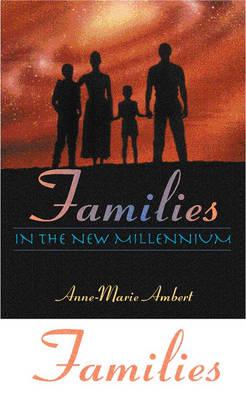 Families in the New Millennium (Hardback)