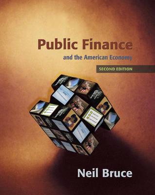 Public Finance and the American Economy (Hardback)