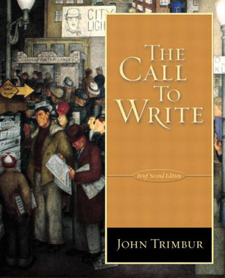 The Call to Write (Paperback)