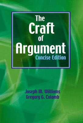 The Craft of Argument: Concise (Paperback)