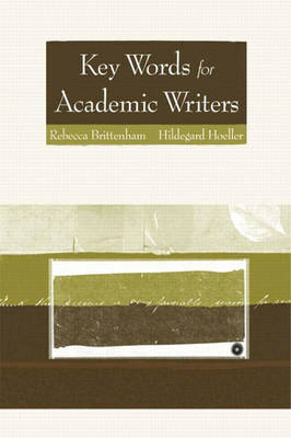 Key Words for Academic Writers (Paperback)