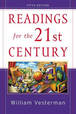 Readings for the 21st Century: Issues for Today's Students (Paperback)