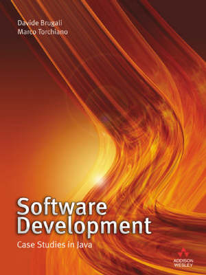 Software Development: Case Studies in Java (Paperback)