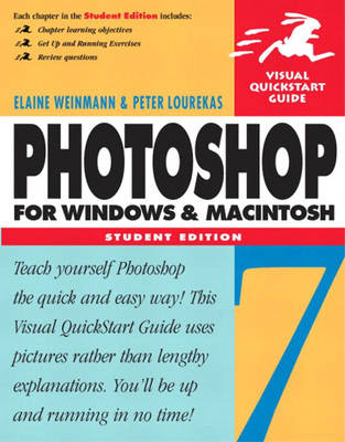 Photoshop 7 for Windows and Macintosh (Paperback)