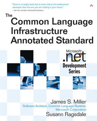 The Common Language Infrastructure Annotated Standard (Hardback)