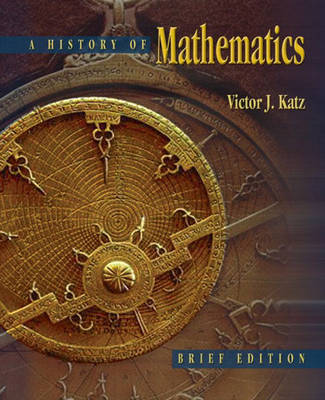 History of Mathematics: Brief Version (Hardback)