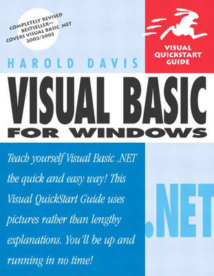Visual Basic.NET for Windows: Visual QuickStart Guide (Paperback)