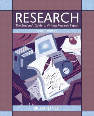 Research: The Student's Guide to Writing Research Papers (Paperback)