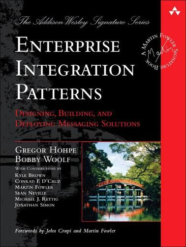 Enterprise Integration Patterns: Designing, Building, and Deploying Messaging Solutions - Addison-Wesley Signature Series (Fowler) (Hardback)