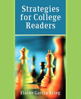 Strategies for College Readers (Paperback)