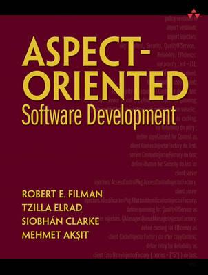Aspect-Oriented Software Development (Paperback)