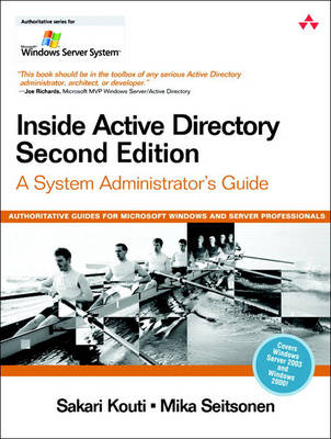 Inside Active Directory: A System Administrator's Guide (Paperback)