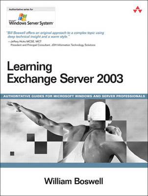 Learning Exchange Server 2003 (Paperback)