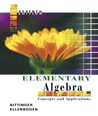 Elementary Algebra: Concepts and Applications (Hardback)