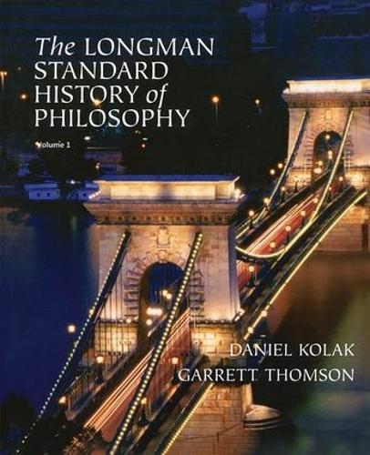 The Longman Standard History of Philosophy VOL 1 & 2 (Paperback)
