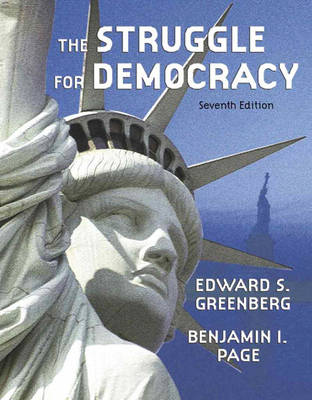 Struggle for Democracy, The (Hardcover) (Book Alone) (Hardback)