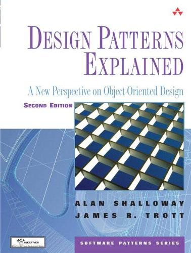 Design Patterns Explained: A New Perspective on Object-Oriented Design (Paperback)