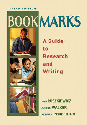 Bookmarks: A Guide to Research and Writing (Paperback)