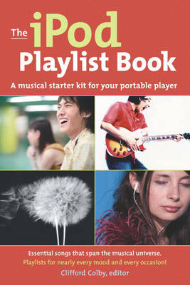 The iPod Playlist Book (Paperback)