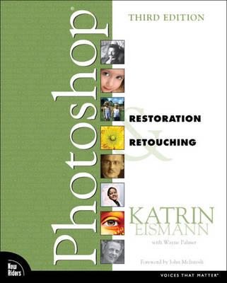 Adobe Photoshop Restoration & Retouching (Paperback)