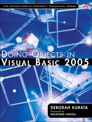 Doing Objects in Visual Basic 2005 (Paperback)