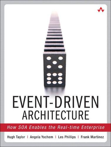 Event-Driven Architecture: How SOA Enables the Real-Time Enterprise (Paperback)