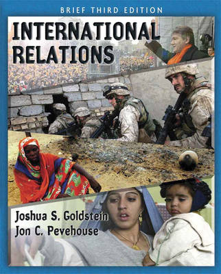 International Relations, Brief Edition (Book Alone) (Paperback)