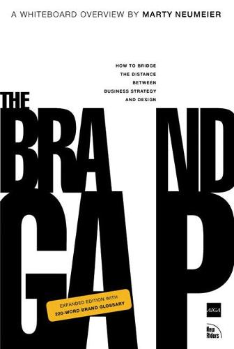 Brand Gap, The: Revised Edition (Paperback)