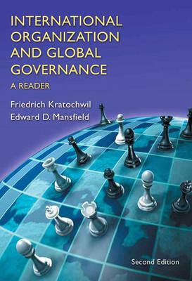 International Organization and Global Governance: A Reader (Paperback)
