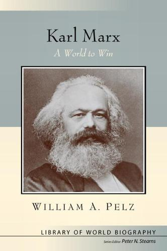 Karl Marx (Library of World Biography Series) (Paperback)