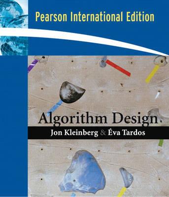 Algorithm Design (Paperback)