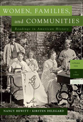 Women, Families and Communities: v. 1 (Paperback)