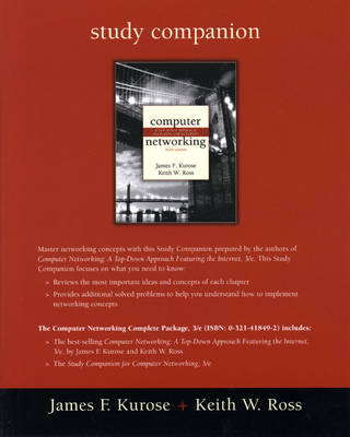 Computer Networking: Study Companion (Paperback)