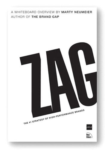 ZAG: The #1 Strategy of High-Performance Brands (Paperback)