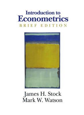 Introduction to Econometrics, Brief Edition: United States Edition (Hardback)