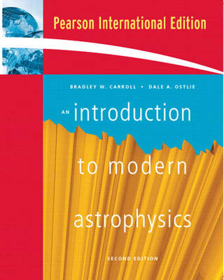 An Introduction to Modern Astrophysics (Paperback)