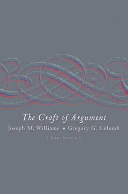The Craft of Argument (Paperback)