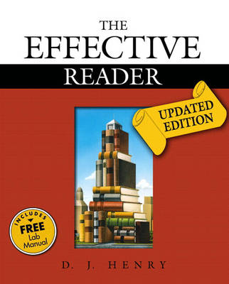 Effective Reader, The, Updated Edition (with Study Card for Vocabulary) (Paperback)