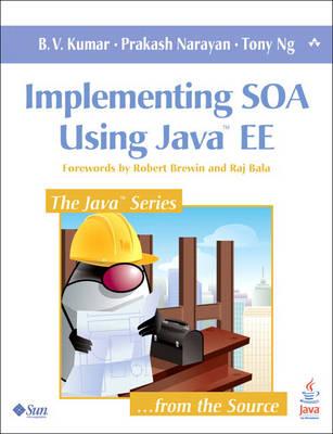 Implementing SOA Using Java EE (Paperback)