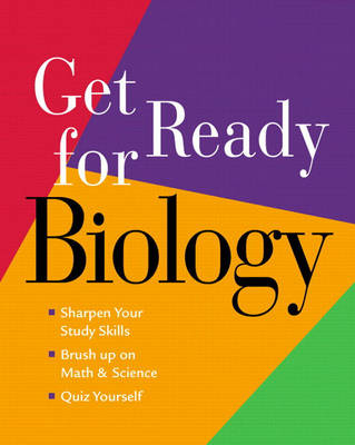Get Ready for Biology (Paperback)