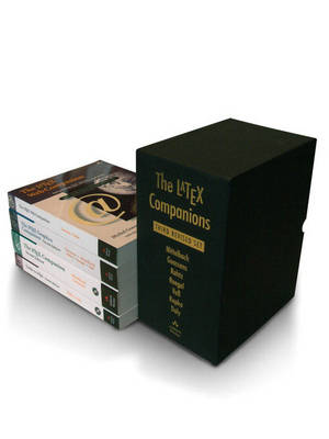 The LaTeX Companions Third Revised Boxed Set: A Complete Guide and Reference for Preparing,  Illustrating and Publishing Technical Documents