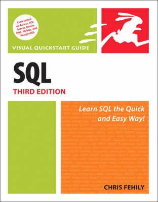 SQL: Visual QuickStart Guide (Paperback)