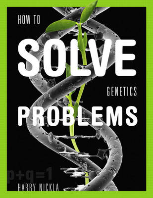 How To Solve Genetics Problems (Paperback)